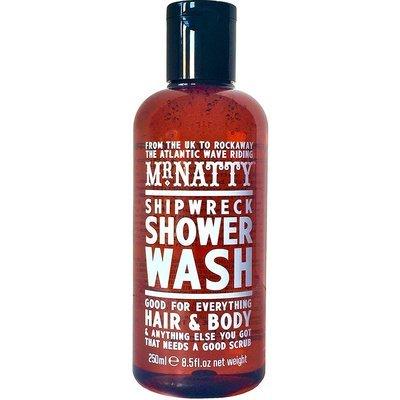 Mr.Natty Shipwreck Shower Wash - Гель для душа 250 мл