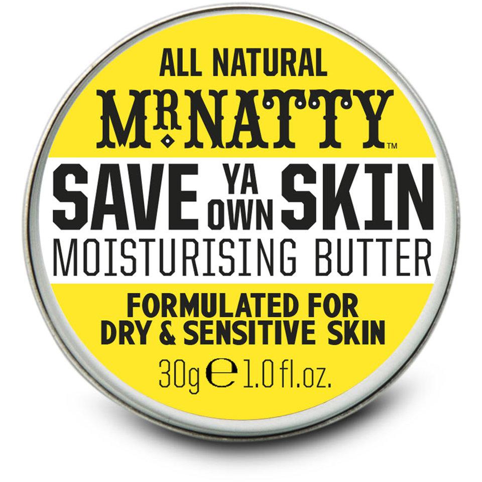 Mr.Natty Save Ya Own Skin - Крем для лица 30 мл