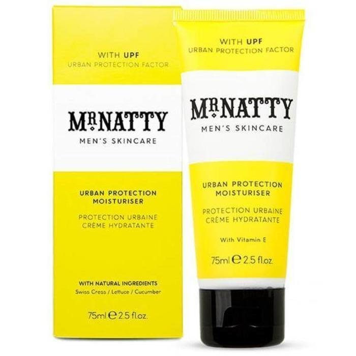 Mr.Natty Urban Protection Moisturiser - Увлажняющий крем для рук и лица 75 мл
