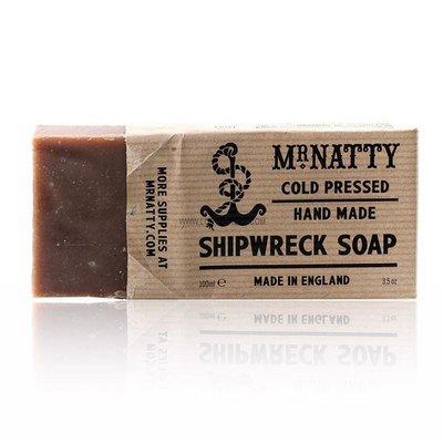 Mr.Natty's Shipwreck Soap - Мыло для рук 100 гр