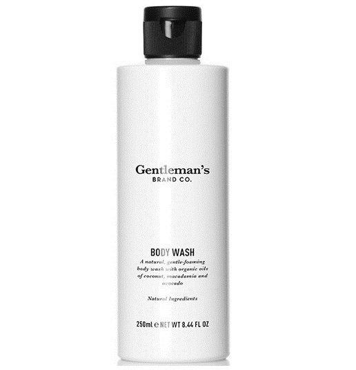 Gentleman's Body Wash - Гель для душа с ароматом кокоса 250 мл