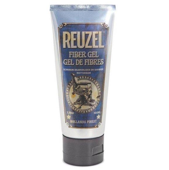 Reuzel Fiber Gel Firm Hold - Гель для укладки волос 100 мл