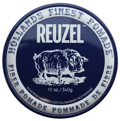 Reuzel Fiber Pomade - Матовая помада для укладки волос 340 гр