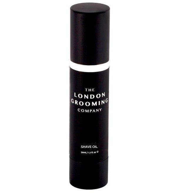 The London Grooming Company Shave Oil - Масло для бритья 50 мл