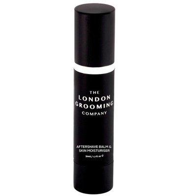 The London Grooming Company Aftershave Balm & Skin Moisturiser - Увлажняющий бальзам после бритья 50 мл