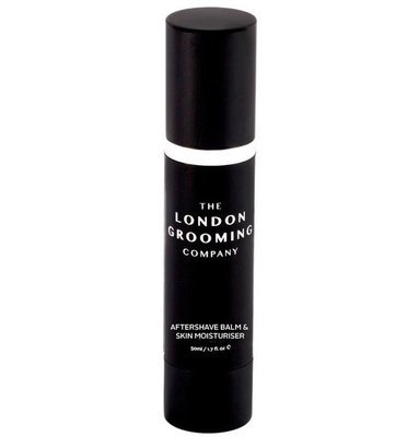 The London Grooming Company Aftershave Balm & Skin Moisturiser - Увлажняющий бальзам после бритья 30 мл