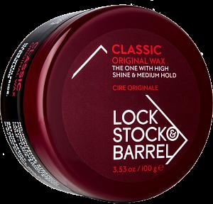 Lock Stock & Barrel Original Classic Wax - Оригинальный классический воск, 100 гр