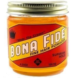 Bona Fide Superior Hold Pomade - Помада для волос на водной основе сильной фиксации 113 гр
