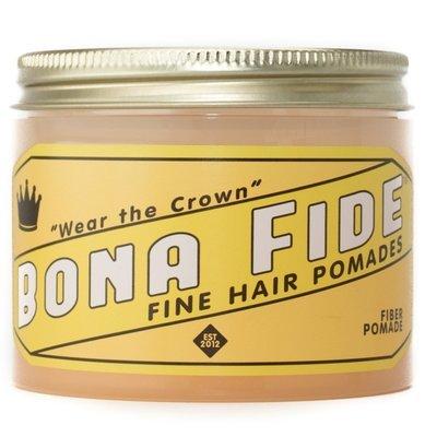 Bona Fide Fiber Pomade - Помада для волос на водной основе средней фиксации 28 гр