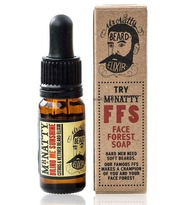 "Mr.Natty ""Bring Me Sunshine"" Beard Elixir - Эликсир для бороды 8 мл"