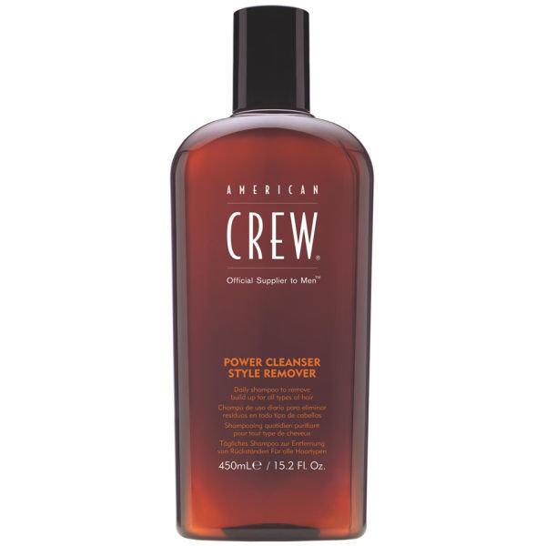 American Crew Power Cleanser Style Remover - Шампунь, очищающий волосы от укладочных средств 450 мл