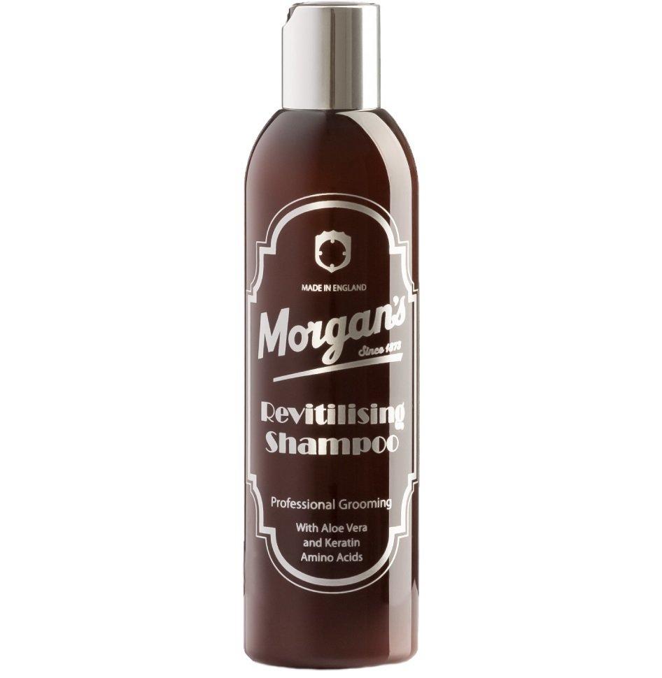 Morgan's Revitalising Shampoo - Восстанавливающий шампунь с кератином 250 мл