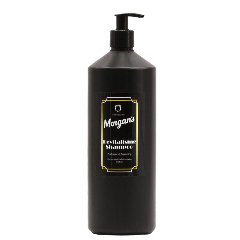 Morgan's Revitalising Shampoo - Восстанавливающий шампунь с кератином 1000 мл