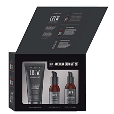 American Crew Shaving Skincare Kit - Подарочный набор для бритья