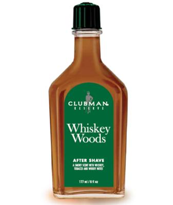 Clubman Whiskey Woods - Лосьон после бритья 180 мл
