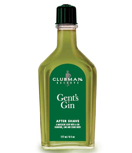 Clubman Gent's Gin - Лосьон после бритья 180 мл