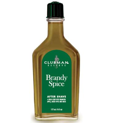 Clubman Brandy Spice - Лосьон после бритья 180 мл