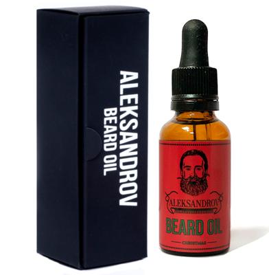 Aleksandrov Beard Oil Christmas - Масло для бороды 30 мл