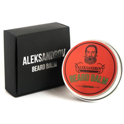 Aleksandrov - Christmas бальзам для бороды 30 гр