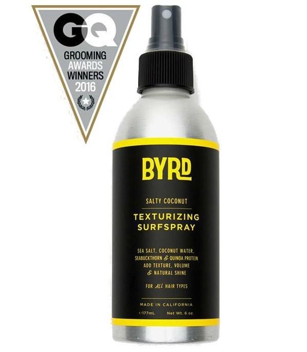 Byrd Texturizing Syrfspray - Текстурирующий спрей для укладки 177 мл