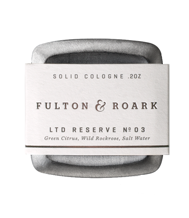Fulton & Roark Solid Cologne Captiva - Сухой одеколон 57 гр