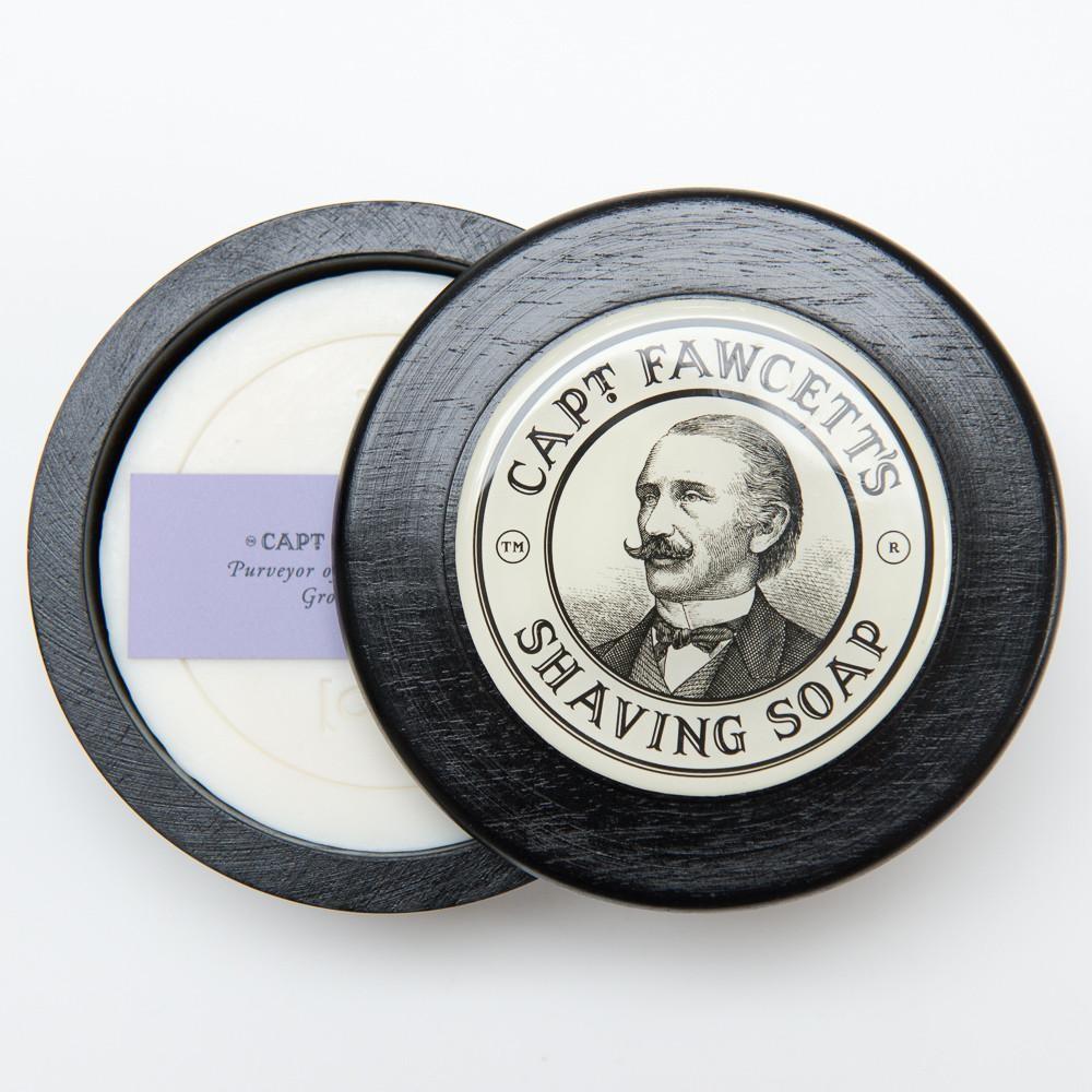 CAPTAIN FAWCETT Shaving soap / Роскошное мыло для бритья, 110 г
