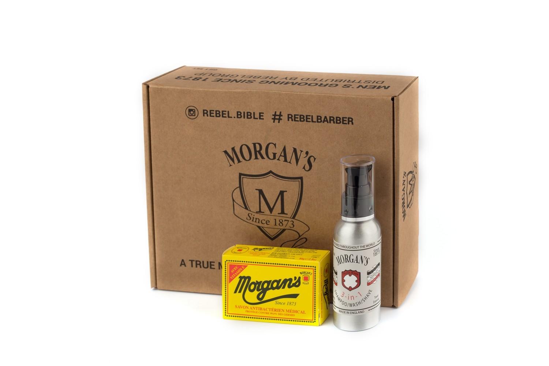 Morgans Подарочный набор для ухода за телом