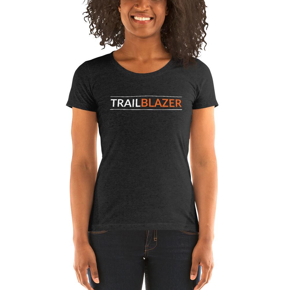 Trailblazers Ladies' short sleeve t-shirt