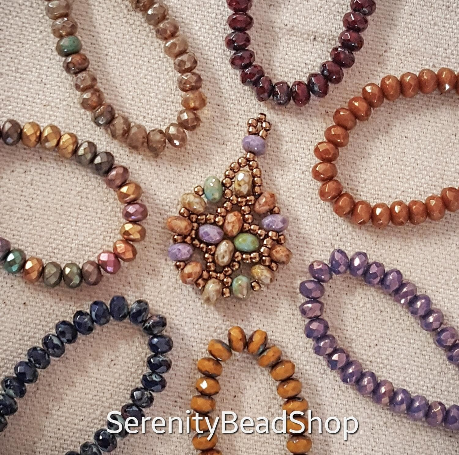 _______Easy Beaded Earrings_______ Call to arrange a private class!