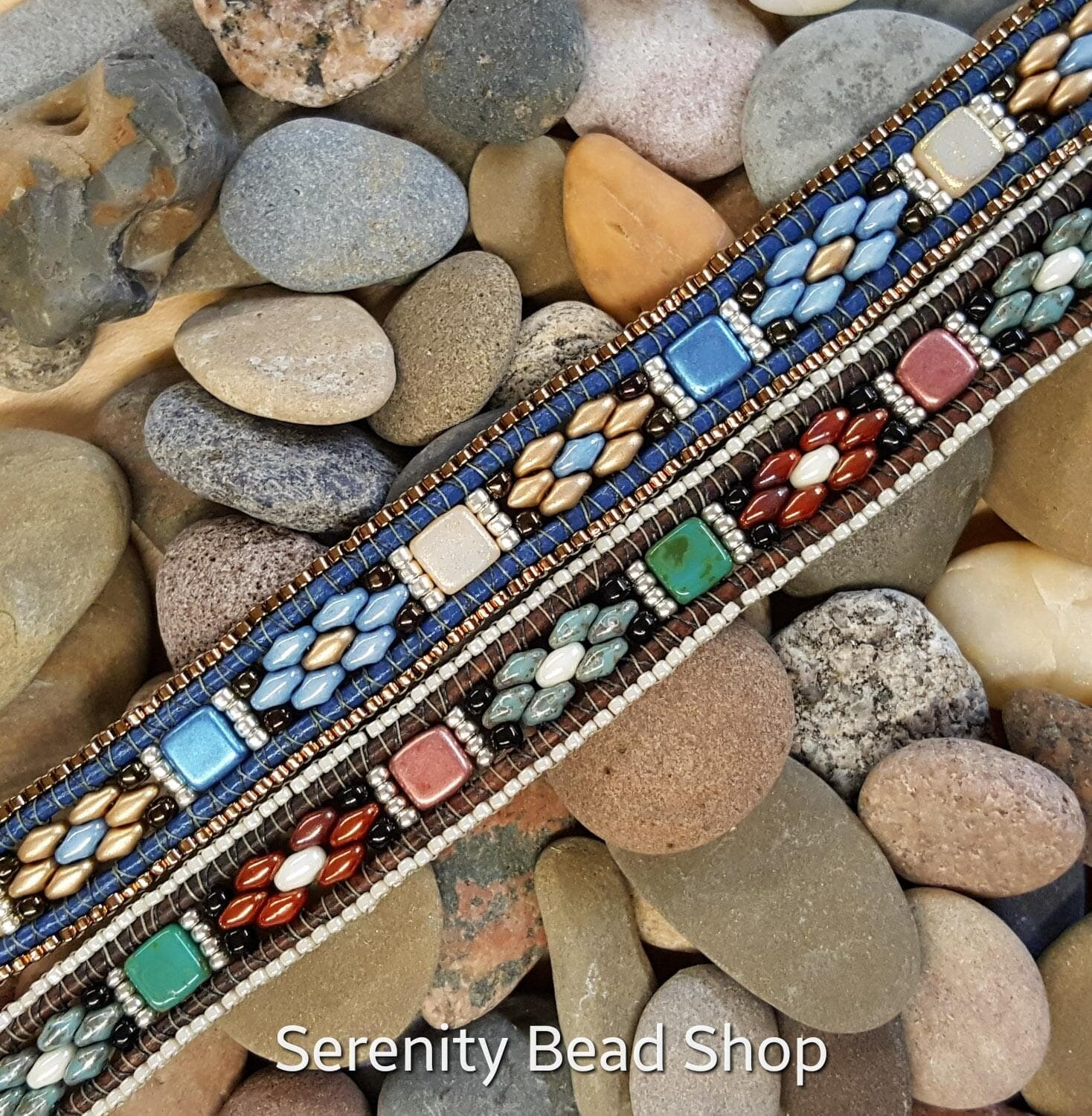 _____Mosaic Leather Wrap_____ Saturday, March 14th * Noon - 3:30