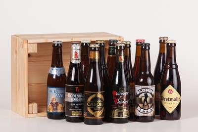 Bierpakket MIX - EXTRA LARGE 16 bieren