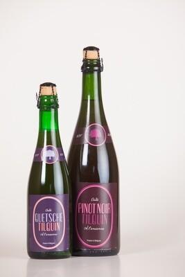 Mixpack Tilquin 3 x 75 cl  Oude Geuze + Groseille Rouge