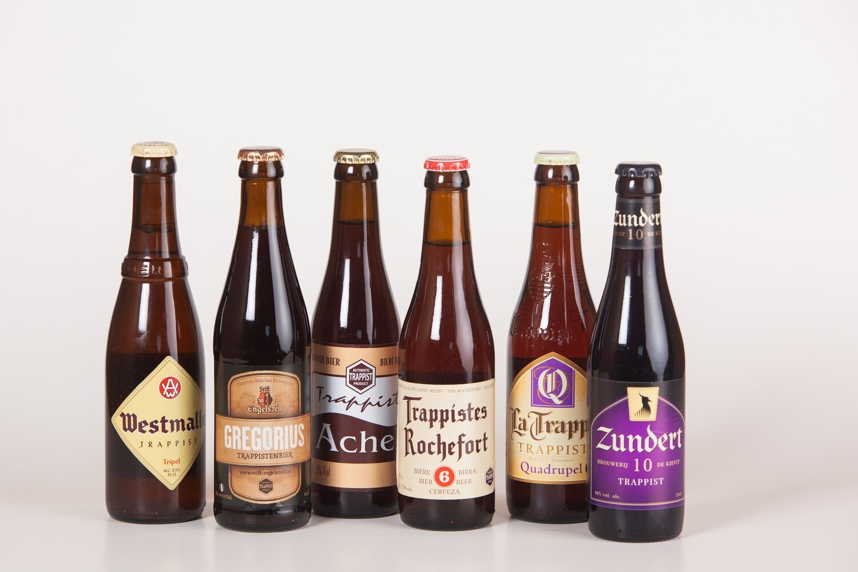 Trappistenpakket MEDIUM - 10 bieren