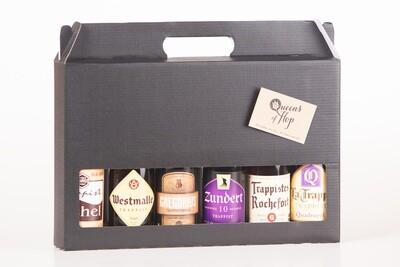 Trappistenpakket SMALL - 6 bieren
