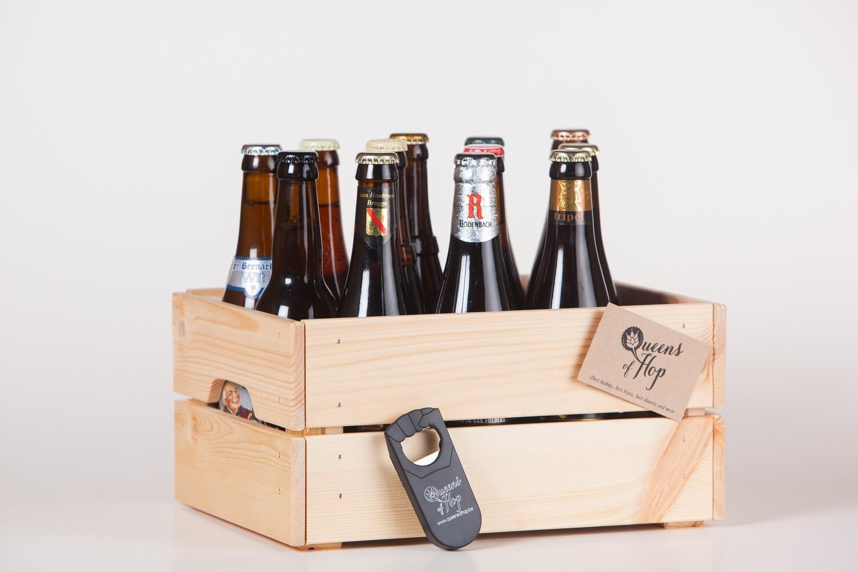 Bierpakket MIX - MEDIUM 8 bieren