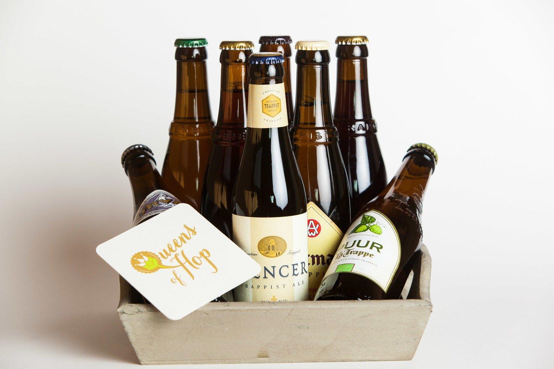 Trappistenpakket LARGE - 15 bieren