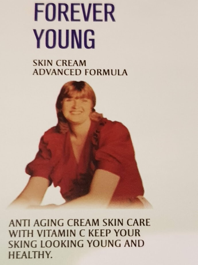 FOREVER YOUNG SKIN CREAM 2 OZ