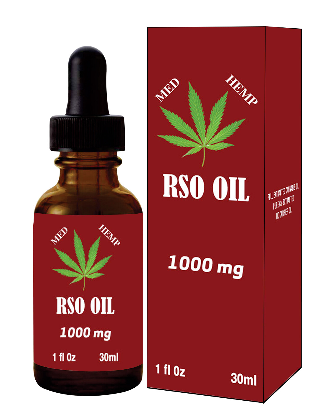 REAL SCIENTIFIC OIL 1000MG