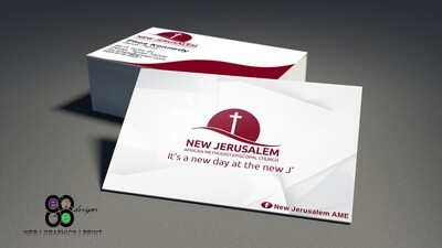 Business Card Double sided