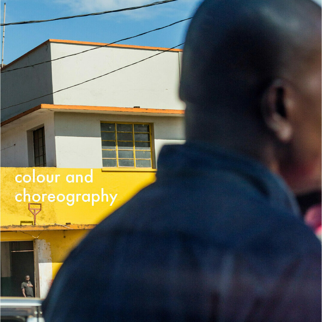 Colour and choreography e-book