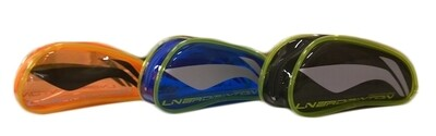 Mini Racket Bag blue (key chain)