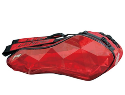 Lining's new 2016 Olympic Games 9 badminton bag Colour-Red