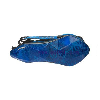 Lining's new 2016 Olympic Games 9 badminton bag Colour-Blue