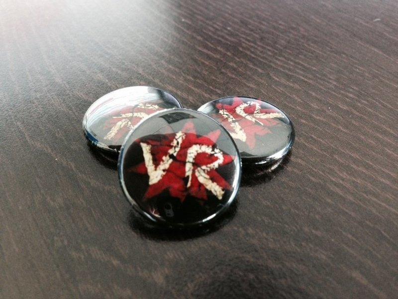 3 badges VR
