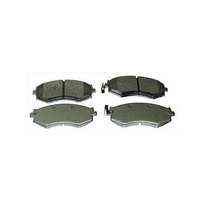 DURALAST Friction Master Morse Semi-Metallic Front Brake Pads MKD485