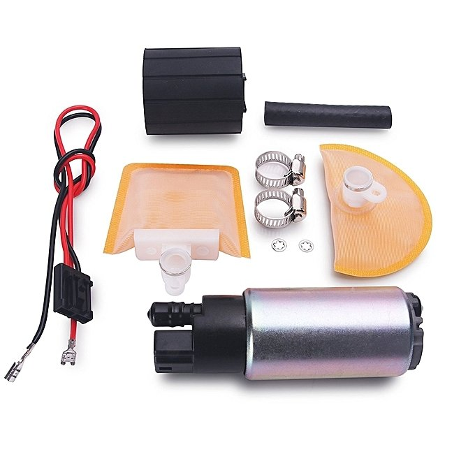 Electric Fuel Pump & Install Kit Fit Multiple Models
