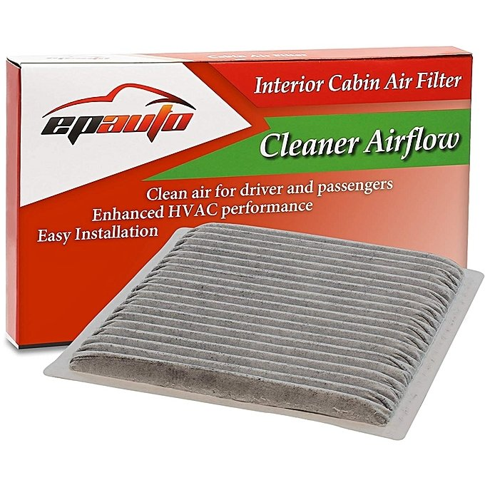 Premium Cabin Air Filter Includes Activated Carbon