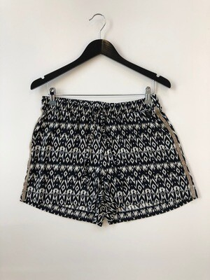 LAZY DAY - Short met all-over print