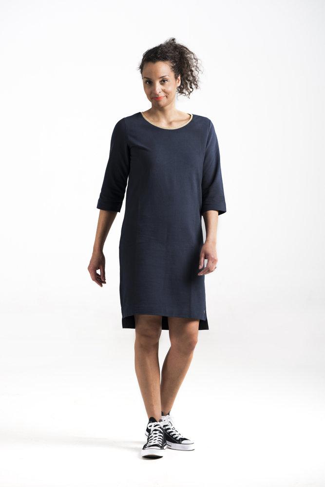 BRIGHT LIGHT  - Sweat jurk met allure