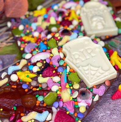 Candy Graveyard Tray